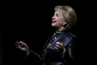 Image: Hillary Clinton Addresses Professional Business Women Of California Conf.