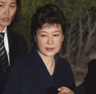 Image: Park Geun-hye