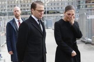 Image: Princess Victoria and Prince Daniel