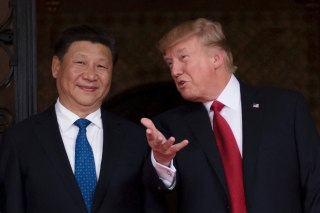 Image: Chinese President Xi Jinping and President Donald Trump