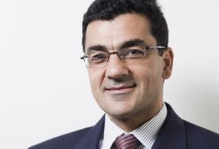 Image: Undated image of Salam Al-Marayati, president of the Muslim Public Affairs Council