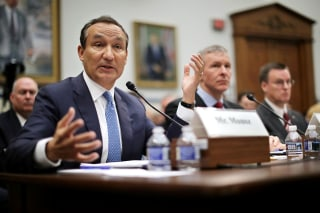 Image: United Airlines CEO Testifies At House Hearing On Airline Customer Service