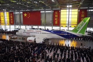 China's C919 Passenger Jet Set for Maiden Flight in Challenge to Boeing, Airbus