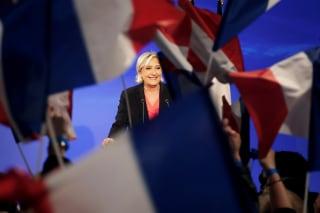 Image: Marine Le Pen