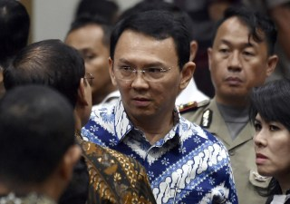 "Image: Jakarta Governor Basuki ""Ahok"" Tjahaja Purnam"