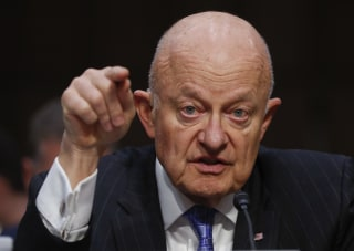 Image: James Clapper