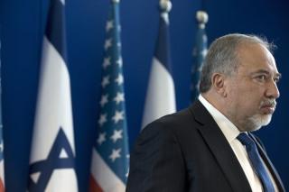Image: Israeli Defense Minister Avigdor Liberman