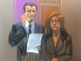 Image: Anthony Weiner appears in federal court