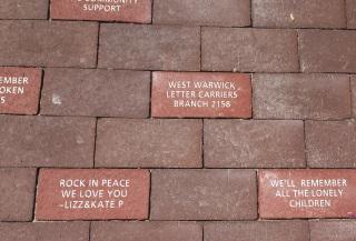 Image: Image: Station nightclub fire memorial
