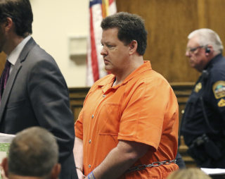 Image: Todd Kohlhepp in court