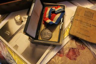 civil war medal