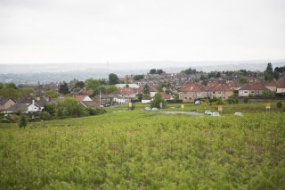 Image: The village of Baildon, West Yorkshire
