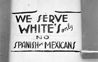 Image: Texas Segregation