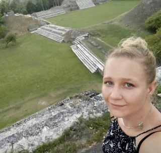 Image: Reality Winner Poses in a Photo Posted to her Instagram Account