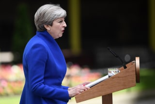 U.K. Election 2017: Theresa May's Gamble Ends With Minority Government