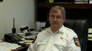Image: Worth County Sheriff Jeff Hobby.
