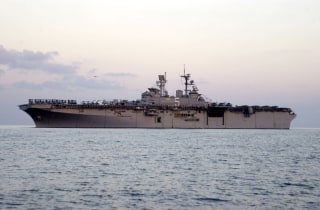 Image: USS Bataan