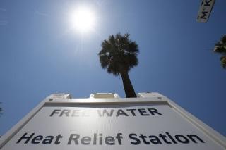 Dangerous Heat to Blanket Southwest US – NBCNews.com