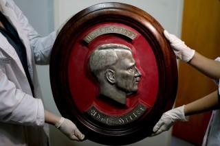 IMAGE: Adolf Hitler bust