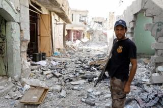 Image: Iraqis Retake Mosul