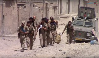 US-Backed Forces Breach Wall Around ISIS-Held Raqqa in Syria – NBCNews.com