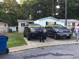 Four Children Under 10 Years Old, Adult Found Dead After Reported Stabbing – NBCNews.com