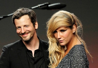 Image:  Dr. Luke accepts the Songwriter of the Year award at the 28th annual ASCAP Pop Music Awards in Hollywood