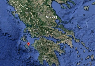 Image: The island of Zakynthos, Greece