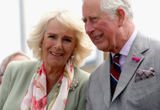 Image: The Prince Of Wales & Duchess Of Cornwall Visit Canada - Day 1