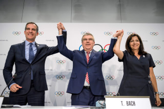 Image: IOC extraordinary session