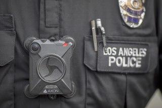 Image: Police Body Camera