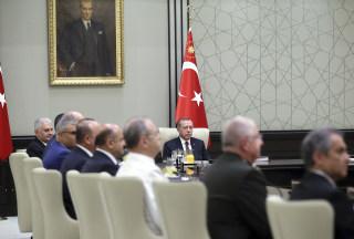 Image: Turkey's President Recep Tayyip Erdogan