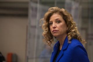 Image: Congresswoman and DNC Chair Debbie Wasserman Schultz
