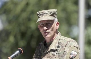 Image: Army Gen. John W. Nicholson