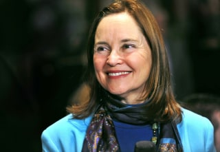 Image: Connecticut secretary of state Denise Merrill
