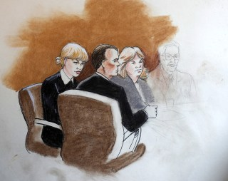 Image: Taylor Swift Courtroom Sketch