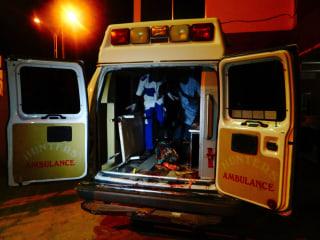 Image: Nigerian bombing victims