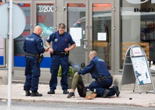 Image: FINLAND-STABBING