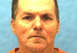 Image: Deathrow inmate Mark Asay