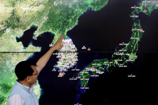 Image: South Korea Reacts North's Nuclear Test