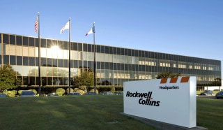 Image: Rockwell Collins headquarters