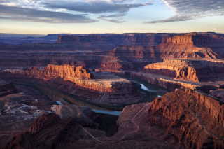 Image: The Colorado River winds around the northern reaches of the proposed Bear Ears National Monument