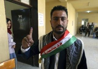 Image: Iraqi Kurdistan independence referendum 2017