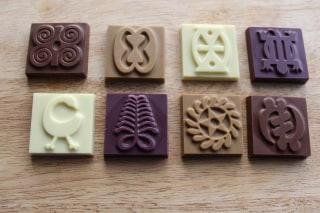 Image: Chocolate Squares