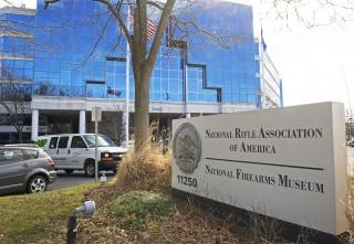 Image: The National Rifle Association (NRA) headquarters