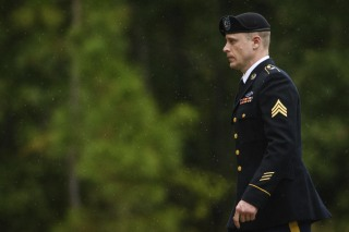 Army Sgt. Bowe Bergdahl faces sentencing for desertion