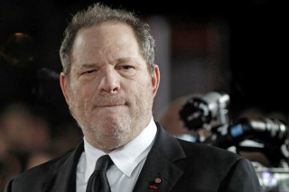 Image: Hollywood producer Harvey Weinstein fired from production company over sexual harassment