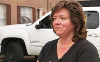 Image: Interview with the truck owner, Karen