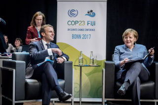Image: COP 23 United Nations Climate Conference In Bonn