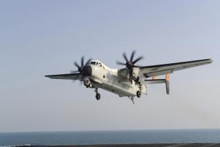 Image: A C-2A Greyhound